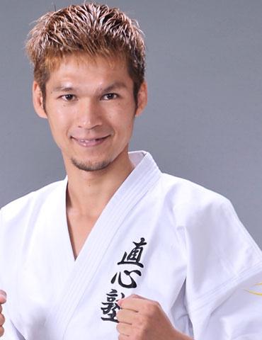 塾長 石川 直生 第2代 全日本キックボクシング スーパーフェザー級チャンピオン